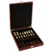 CHES01 Rosewood Finish Chess Set
