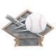 DPS60 Diamond Plate Baseball Resin