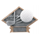 DPS66 Diamond Plate Golf Resin