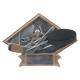 DPS67 Diamond Plate Hockey Resin