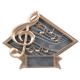 DPS69 Diamond Plate Music Resin