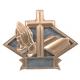 DPS71 Diamond Plate Religious Resin