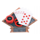 DPS79 Diamond Plate Poker Resin