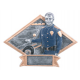 DPS82 Diamond Plate Policeman Resin