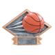 DPS61 Diamond Plate Basketball Resin