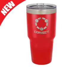 LTM933 Red Polar Camel Stainless Steel Vacuum Insulated Tumbler