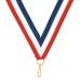 "HR710 - 2"" Antique Gold/Silver/Bronze Basketball High Relief Medal"