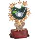 RSB15 Starburst Resin Golf Figures