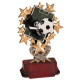 RSB19 Starburst Resin Soccer Figures