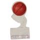 SP102 Clear Basketball Splash Sculptured Ice Awards