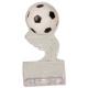 SP103 Clear Soccer Splash Sculptured Ice Awards