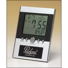 BC519 Multi-function clock with large LCD screen
