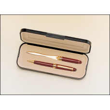 PKC6100 Euro pen and letter opener set.
