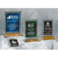VPX8 PLAQUE W/STAND